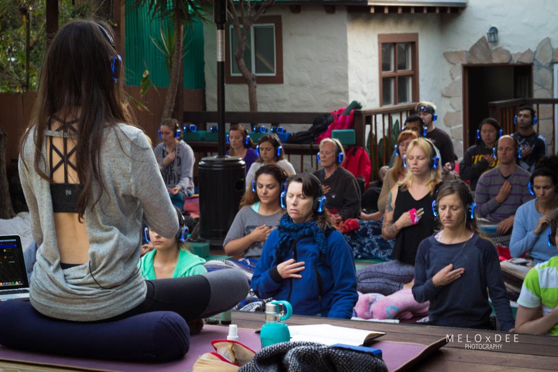 yoga nidra binaural