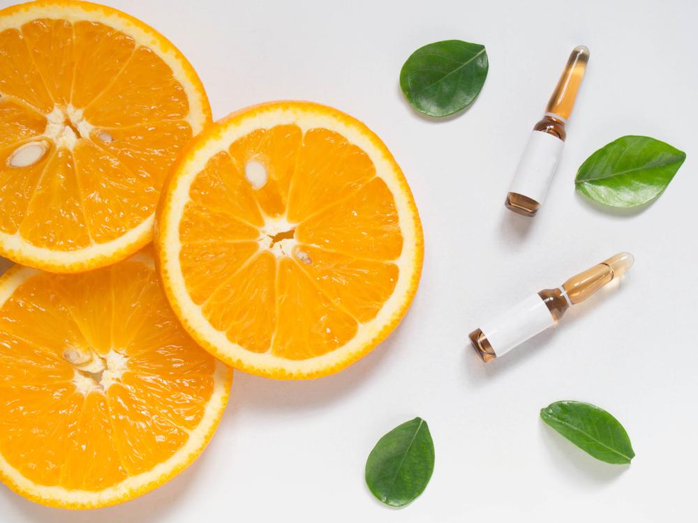 Vitamina frutas Ampolletas