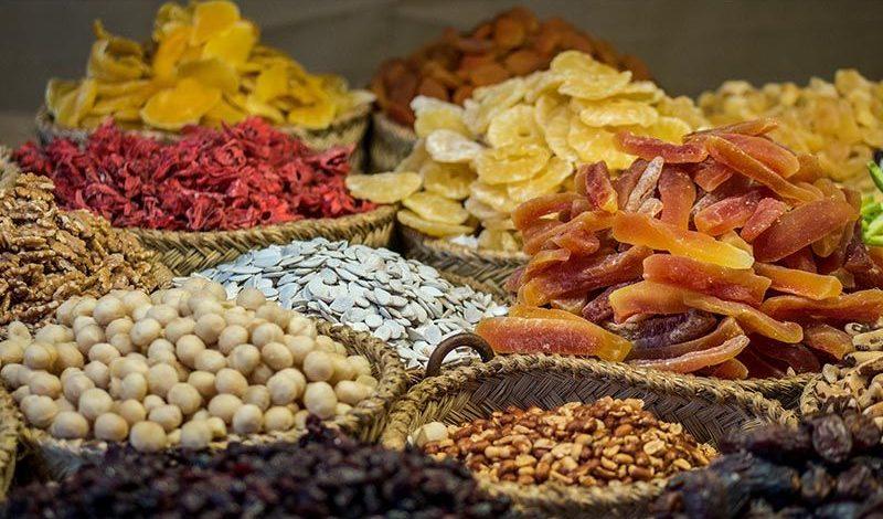 Kit saludable Frutas deshidratadas y frutos secos
